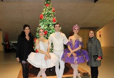 El Ballet de Moscú inunda de magia el Auditori Teulada Moraira