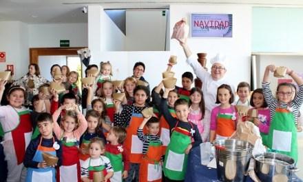 Nadal Responsable amb tallers amb consciència en el Auditori Teulada Moraira