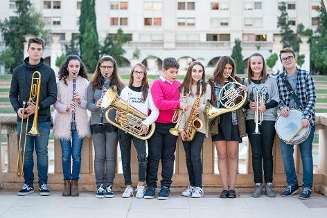 La Societat Musical L'Illa incorpora a 9 educandos en su tradicional concierto en honor a Santa Cecilia
