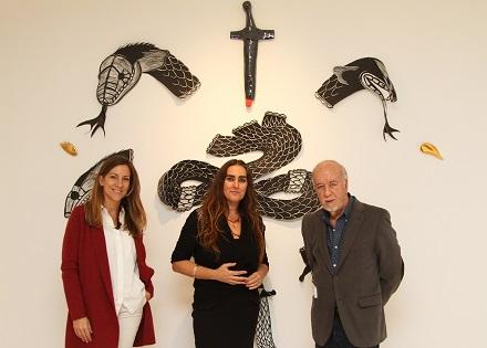 """La Fundación Caja Mediterráneo presenta en Alicante la exposición """"Anatomía de un mito"""" de Susana Guerrero"""