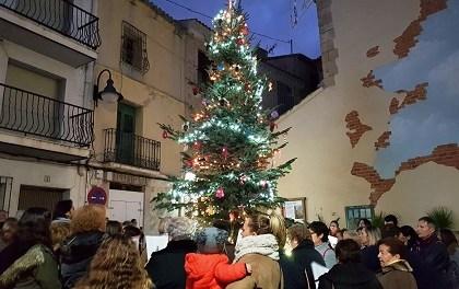 Finestrat donarà la benvinguda al Nadal aquest divendres amb l'encès de l'Arbre i la inauguració del Belén