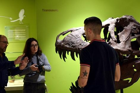 Un curso de fotografía y cine utiliza el MUPE como escenario de formación