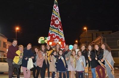 La màgia del Nadal inunda els carrers del Pinós