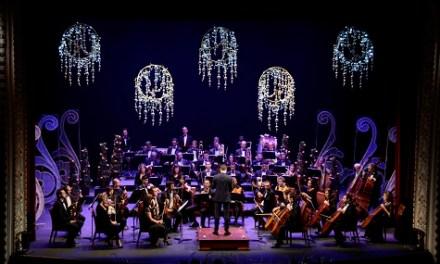 El Teatro Chapí de Villena despide 2018 con un gran concierto de fin de año