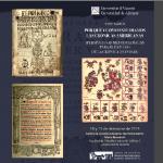 El Centro de Estudios Literarios Iberoamericanos Mario Benedetti de la UA dedica un seminario al estudio de la Crónica de Indias