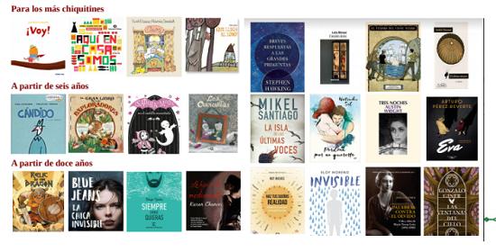 Las Bibliotecas de Villena dan la bienvenida a la Navidad con Literatura