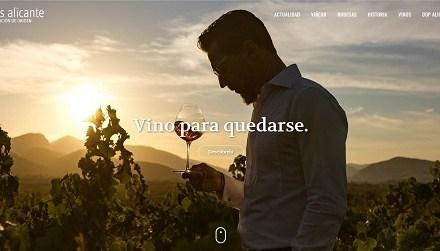 Vinos Alicante DOP estrena nova web