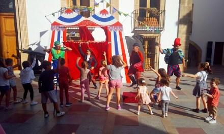 L'Ajuntament de Xàbia reprèn des de de nadal els contacontes infantils a les biblioteques