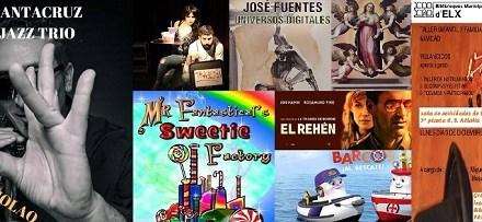 Santacruz Jazz Trio a La Llotja d'Elx