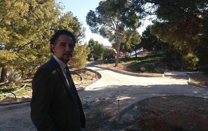El Ayuntamiento de Alicante recupera el Monte Tossal como uno de los grandes pulmones verdes de la ciudad con el desarrollo de una red de senderos