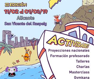 Alicante y San Vicente del Raspeig acogen la III Edición del certamen Proyecta