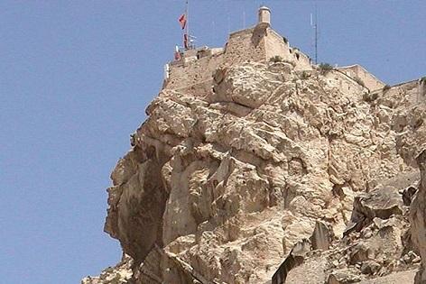 El Castell de Santa Bàrbara va rebre el Premi Archival 2018 Comunitat Valenciana