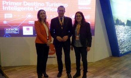 Benidorm es posiciona en Fitur com a destinació cinematogràfica per a productors i turistes
