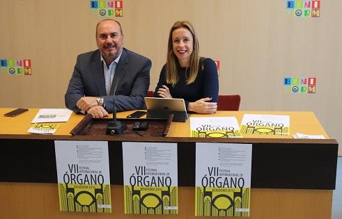 El VII Festival Internacional de Órgano de Benidorm cuenta por primera vez con mujeres organistas