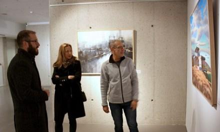 El Boca del Calvari de Benidorm acull la 30ª edició del Concurs de Nous Creadors de pintura i escultura