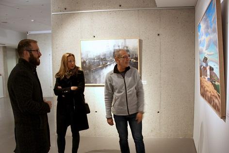 El Boca del Calvari de Benidorm acoge la 30ª edición del Concurso de Nuevos Creadores de pintura y escultura