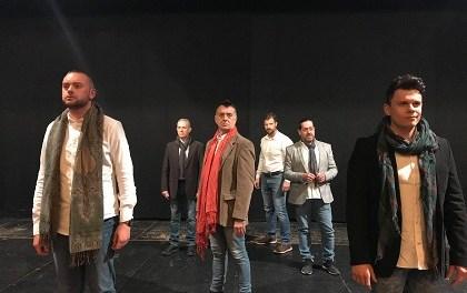 """Teatro Epidauro lleva el """"Julio César"""" de Shakespeare al Aula de Cultura de Alicante dentro de la campaña de Teatro No Profesional"""