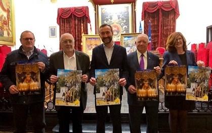 Elche realiza la presentación de los carteles de la Semana Santa y del Domingo de Ramos