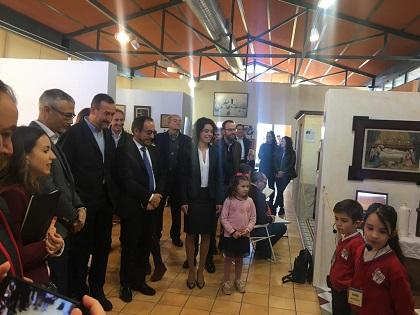 L'ambaixador d'Espanya davant la UNESCO es compromet amb l'alcalde a donar suport Elx com a seu de la Trobada de Béns de Bones Pràctiques