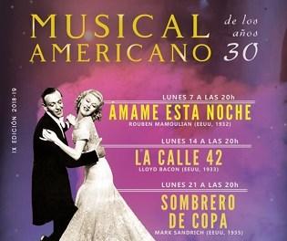 """La Filmoteca de Sant Joan comienza el año dedicándole un ciclo al """"Cine americano musical de los años 30"""""""