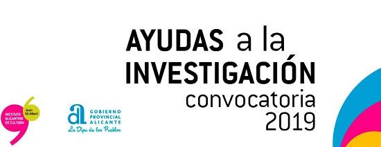 El Instituto de Cultura Juan Gil-Albert convoca ayudas a la investigación para doce tesis doctorales y ocho trabajos