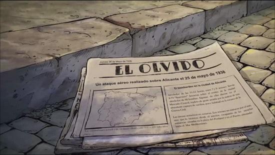 """L'Institut Juan Gil-Albert celebra la nominació alacantina als Goya de """"El olvido"""""""