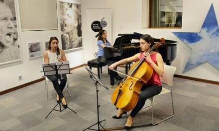 L'Institut de Cultura Juan Gil-Albert represa els cicles musicals amb alumnes del Conservatori Óscar Esplá