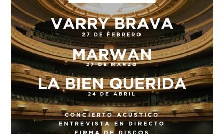 """El cicle de concerts """"Moments Alhambra en l'Escenari"""" de Cerveses Alhambra continua la seua programació en 2019 al Teatre Principal d'Alacant"""