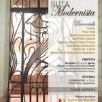 Turismo de Novelda ofrece una nueva Ruta Modernista el 9 de febrero