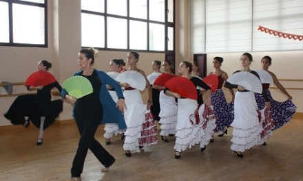 Curs de Nadal en el Conservatori Professional de Dansa de Novelda