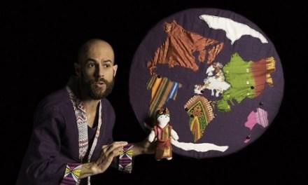 """Petit Teatre. Festival de Teatre Per a La Infancia: """"Soñando El Mundo"""" de Fàbrica de Paraules"""
