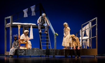Amour, una història sobre l'amor i la diversitat en el Teatre Chapí de Villena