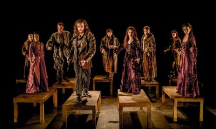 La Companyia Atalaya puja a Shakespeare a les taules del Teatre Principal d'Alacant