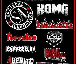 Lo mejor del punk rock nacional se da cita en la Plaza de Toros de Villena