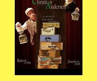 """""""El fabulós viatge de Christian Andersen"""" abre este sábado el ciclo de teatro infantil en Xàbia"""