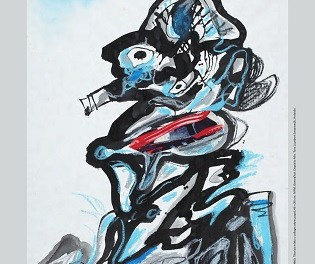 Xàbia descubre al pintor y poeta holandés Lucebert