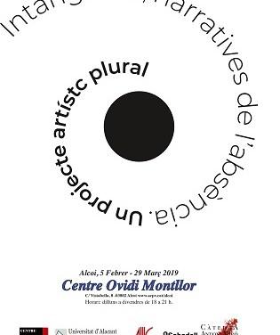 """Exposición """"Intangibles, narrativas de la ausencia"""" en Alcoy: proyecto artístco plural"""