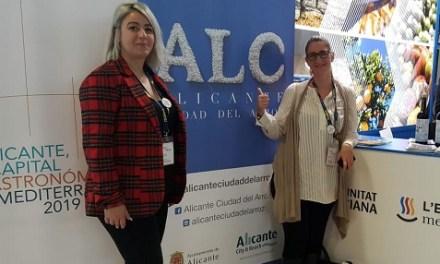 """L'Ajuntament d'Alacant participa amb estand propi en la fira """"Alacant Gastronòmica"""", que se celebrarà en IFA"""