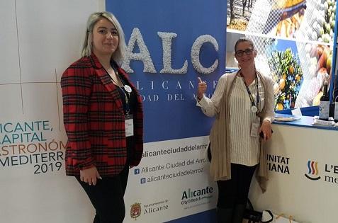 """El Ayuntamiento de Alicante participa con stand propio en la feria """"Alicante Gastronómica"""", que se celebrará en IFA"""