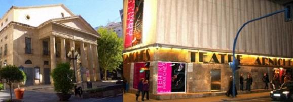 Francesc Sanguino i Alicia Garijo analitzaran la situació actual i els reptes futurs del Teatre a Alacant en la Seu de la UA