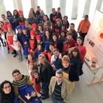 El Auditori Teulada Moraira despide la exposición Disseny al Plat con una participativa muestra de talleres artesanales
