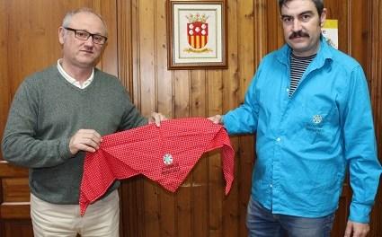 El Ayuntamiento de Callosa d'en Sarrià firma un convenio con la entidad Muixeranga Marina Baixa