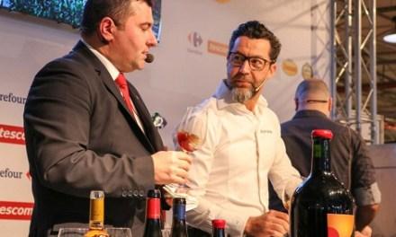 Quique Dacosta realitza la seua primera presentació amb maridatge de Vins Alacant DOP