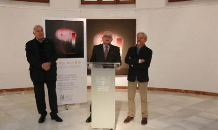 El Palau Provincial presenta una exposició amb l'obra més recent i impactant de l'artista Pedro Muiño
