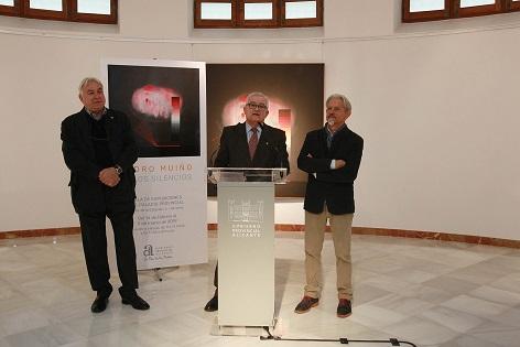 El Palacio Provincial presenta una exposición con la obra más reciente e impactante del artista Pedro Muiño
