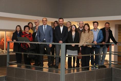 La Universitat d'Alacant presenta el primer Pla Director del jaciment arqueològic de L'Alcúdia d'Elx