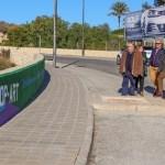 El Comando Margarita crea un Mural en el Carrer Mongomit dentro del proyecto MaALeEC de El Campello