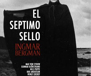 """La película """"EL SÉPTIMO SELLO (DET SJUNDE INSEGLET)"""" en el Teatro Arniches este jueves"""