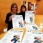 La concejalía de juventud de Finestrat y de La Nucía organizan conjuntamente una visita al Salón del Cómic de Barcelona