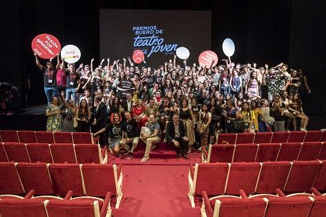 """Los premios """"Buero"""" de la Fundación Coca-Cola llegan a Alicante para formar a jóvenes a través del teatro"""